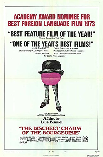 Discreet Charm of the Bourgeoisie - Authentic Original 27