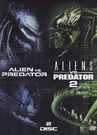 Alien Vs Predator Aliens Vs Predator 2 2 Dvds Amazonde Paul