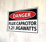 Flux Capacitor Back the the future movie Metal Signs Retro Vintage Shabby Metal Wall Plaque Home Decor Wall Art door wall art