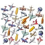 Toy Airplane Set of 36 Pics (Mini)