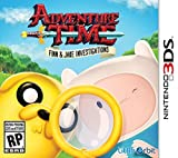 Adventure Time Finn and Jake Investigations 3DS - Nintendo 3DS by Little Orbit