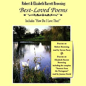 Robert and Elizabeth Barrett Browning Audiobook