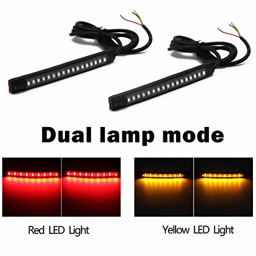 Universal Integrated Led Tail Light