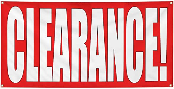 Vinyl Banner Multiple Sizes Virus Removal Blue Red Business Outdoor Weatherproof Industrial Yard Signs 10 Grommets 60x144Inches