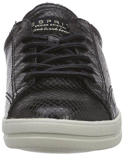 ESPRITMega Lace Up - Zapatillas Mujer Negro - negro (001 black)