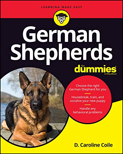 German-Shepherds-For-Dummies