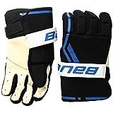 Bauer Senior Street Hockey Players Glove (Pair), Large, Black