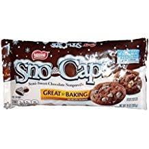 Nestle Sno Caps 10 oz Semi-Sweet Chocolate Nonpareils For Baking