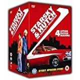 Starsky And Hutch - Series 1-4 [Region 2]