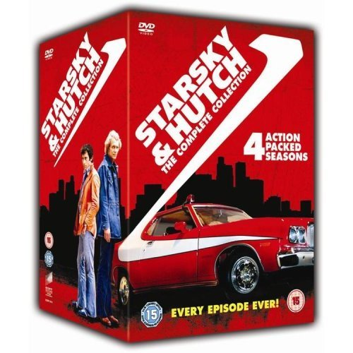 Starsky And Hutch - Series 1-4 [Region 2] (Starsky And Hutch Season 3 compare prices)
