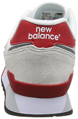 Da Unisex Scarpe Grey Adulto Running red 80s 446 Balance Multicolore Basse New light Ginnastica IwqpX8U