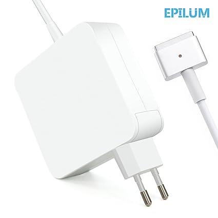 Epilum 85W MagSafe 2 Adaptador de corriente para MacBook Pro