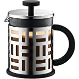 Bodum Eileen French Press Coffee Maker, 17-Ounce (Chrome)