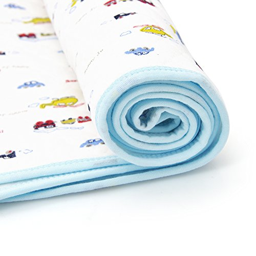 OBloved-Baby-Changing-Pad-Reusable-Portable-Diaper-Changing-Table-Mat-Leak-Proof-Breathable-Waterproof-Underpads-Mattress-Play-Pad-Sheet-Protector