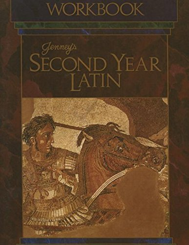 Translations for First Year Jenney Latin? Yahoo Answers