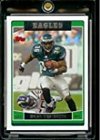 2006 Topps # 91 Brian Westbrook - Philadelphia Eagles - NFL Football Cards