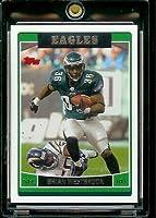 2006 Topps # 91 Brian Westbrook - Philadelphia Eagles - NFL Football Cards