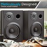 Powered Bluetooth Studio Monitor Speakers - 400