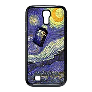FOR SamSung Galaxy S4 Case -(DXJ PHONE CASE)-TV Show Doctor Who Series-PATTERN 17