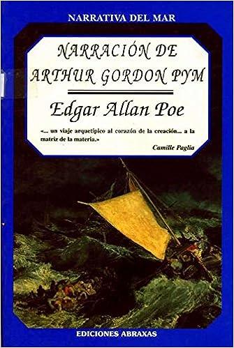 Descarga gratuita de libros electrónicos en la computadora. Narracion de arthur gordon pym PDF RTF DJVU