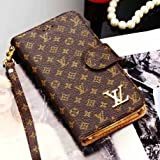 iPhone X Case, Luxury Stylish TGC Premium PU Leather Flip Wallet Case Cover...