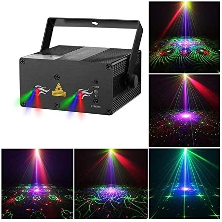 ディスコDJライト、LED多色リモコンKTVバーパーティーライト