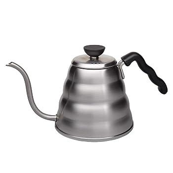 Hario Stainless Steel V60 Buono Gooseneck Coffee Kettle