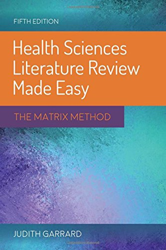 Health Science Lit.Review... W/Access
