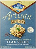 Blue Diamond Cracker Nut Thin Flax Gf