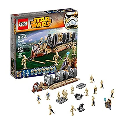 Lego Star Wars - 75086 Battle Droid Troop Carrier: Toys & Games