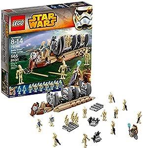 LEGO Star Wars Battle Droid Troop Carrier 565pieza(s) Juego de construcción - Juegos de construcción (8 año(s), 565 Pieza(s), 14 año(s)): LEGO: Amazon.es: Juguetes y juegos