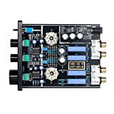 Mini 6J1 Vacuum Tube Preamplifier Hi-Fi Stereo