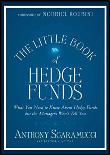 Buy The Little Book of Hedge Funds (Little Books  Big