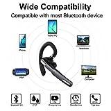 ICOMTOFIT Bluetooth Headset, Wireless Bluetooth