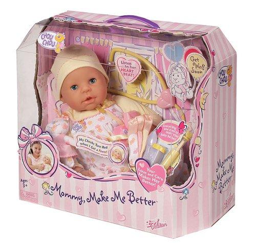 baby born krank