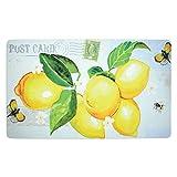 Kitchen Rugs Etsy Lemons 18 x 30 Inch Soft Touch Kitchen Mat
