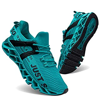 COKAFIL Mens Athletic Walking Blade Running Tennis Shoes Fashion Sneakers
