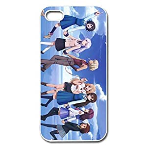 Angel Beats Protection Case Cover For IPhone 5s/5 - Fashion Cover