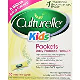 Culturelle Kids Packets Daily Probiotic Supplement 30 Each ( Pack of 10)
