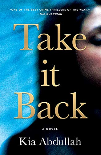 Book Cover: Take It Back