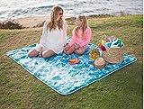 Lightspeed Outdoors Waterproof Folding Outdoor Blanket (Large, Palm Green)