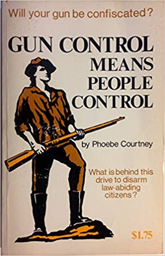 Gun control means people control