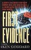 First Evidence, Ken Goddard, 0553579134