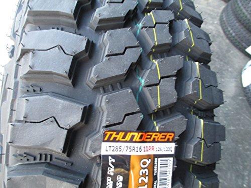 M/T Mud R Tire-285/75R16 126Q ()