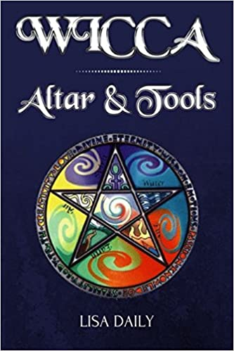Wicca Altar: Wicca Altar & Tools for Beginners, Intermediate