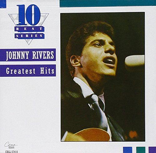 Price comparison product image Johnny Rivers: Greatest Hits (Capitol)