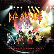 DEF LEPPARD / The Early Years (5-CD)