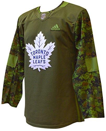 adidas Toronto Maple Leafs NHL Veterans Day Jersey (M/50) ()