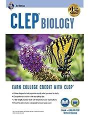 CLEP® Biology Book + Online