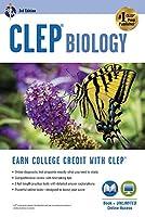 CLEP® Biology Book + Online (CLEP Test Preparation)